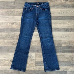 [3 for $30] Seven7 High Waisted Bootcut Jeans
